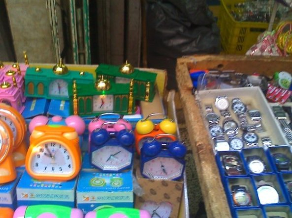 mosque alarm clocks
