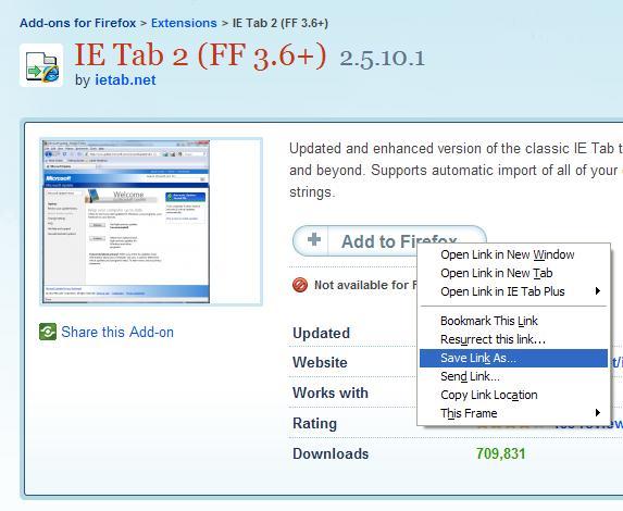 Firefox extensions | Brit In Jerusalem