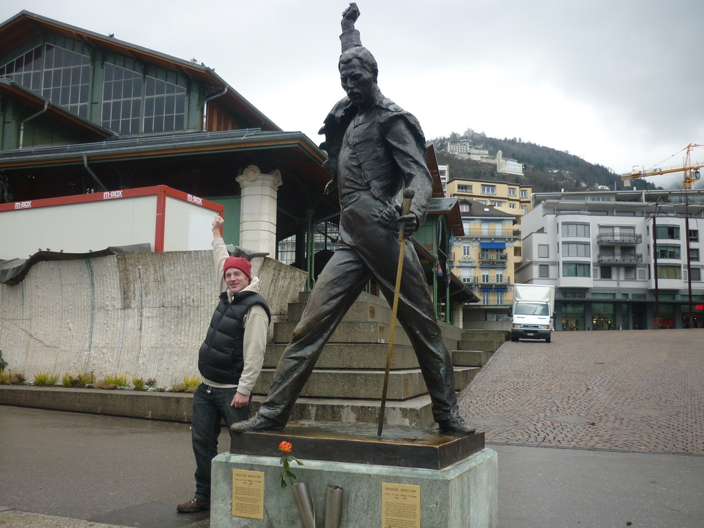 Freddie Mercury Sansibar