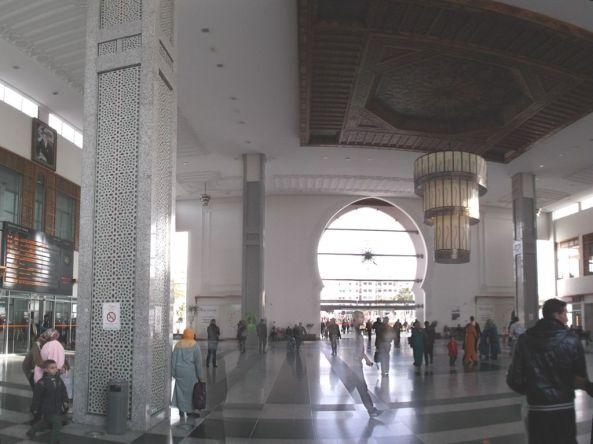 fez station inside