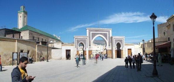 fez entrance
