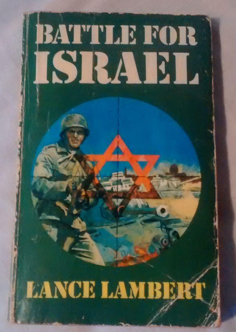 lance lambert | Brit In Jerusalem