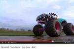nun monster truck