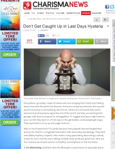 last days hysteria